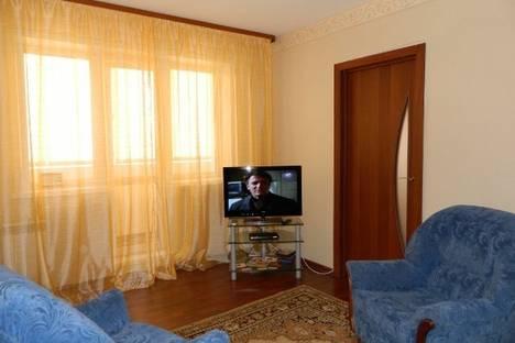 Сдается 2-комнатная квартира посуточно в Братске, Обручева 6.