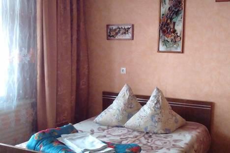 Сдается 2-комнатная квартира посуточно в Братске, Баркова 23.