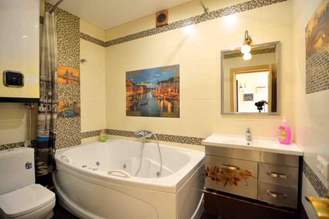 Сдается 2-комнатная квартира посуточнов Хабаровске, ул. Карла Маркса, 99А.