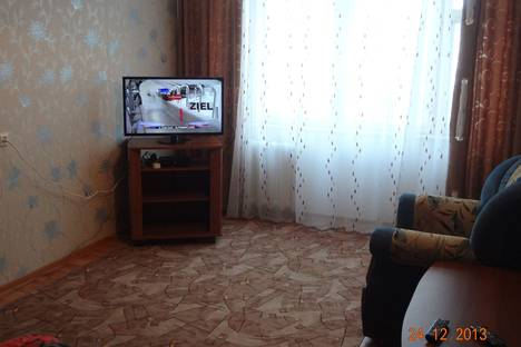 Сдается 3-комнатная квартира посуточно в Костроме, Новополянская 6.