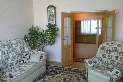 Сдается 2-комнатная квартира посуточнов Казани, Чистопольская 33.