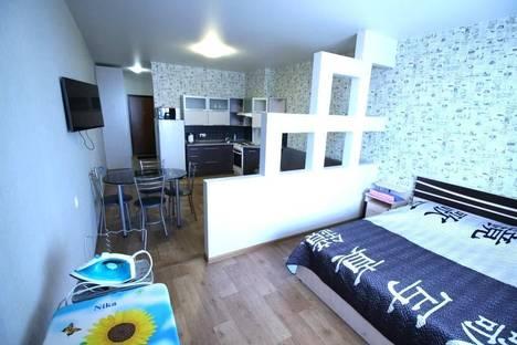 Сдается 1-комнатная квартира посуточнов Иркутске, ул. Декабрьских Событий, 31.
