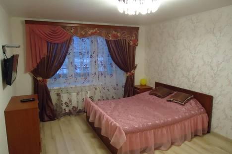 Сдается 1-комнатная квартира посуточнов Котласе, ул. 70 лет Октября, 30А.