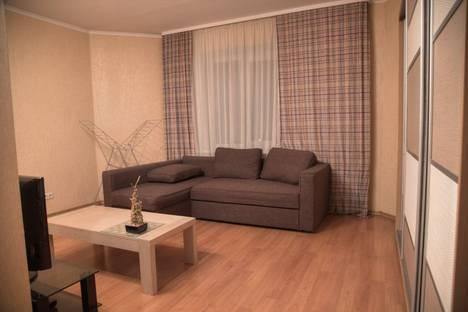 Сдается 1-комнатная квартира посуточнов Уфе, бульвар Дуванский, 21.