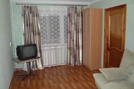Сдается 2-комнатная квартира посуточнов Великих Луках, ул. Ставского, д.17.