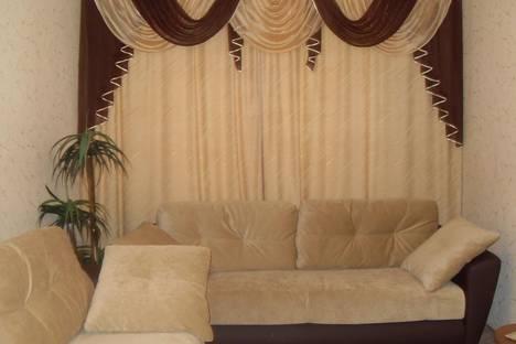 Сдается 1-комнатная квартира посуточнов Абзаково, К.Маркса, 84.