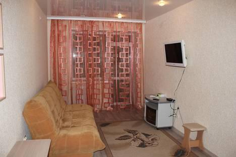 Сдается 2-комнатная квартира посуточнов Биробиджане, ул. Дзержинского, 13 а.