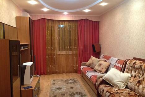 Сдается 2-комнатная квартира посуточнов Кемерове, Волгоградская улица 24 б.