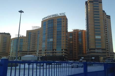 Сдается 1-комнатная квартира посуточнов Казани, ул. Чистопольская, 36.