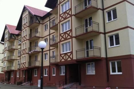 Сдается 1-комнатная квартира посуточно в Зеленоградске, ул. Приморская, 19.