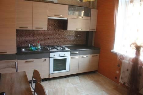 Сдается 2-комнатная квартира посуточно в Зеленоградске, ул. Приморская, 25.