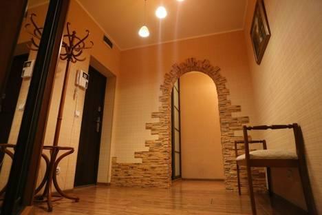 Сдается 2-комнатная квартира посуточно в Уфе, Бакалинская, 25.