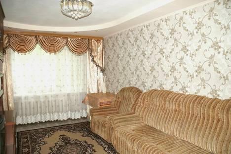 Сдается 3-комнатная квартира посуточнов Рубцовске, Рубцовский проспект, 37.