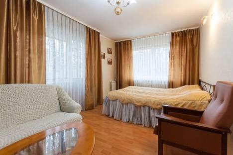 Сдается 1-комнатная квартира посуточнов Калининграде, переулок Северный дом 9.