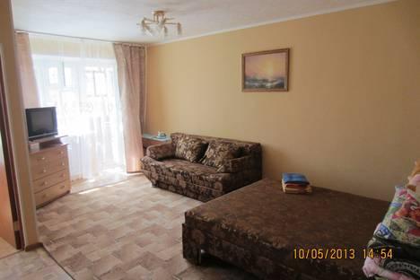 Сдается 1-комнатная квартира посуточнов Тюмени, Республики 175.