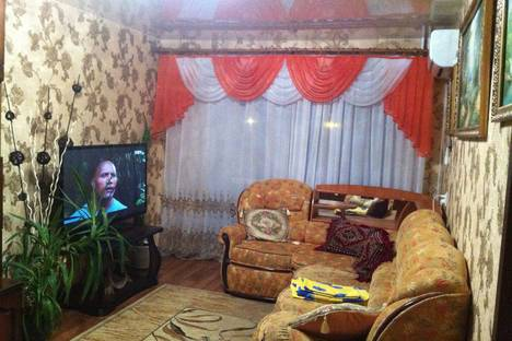 Сдается 1-комнатная квартира посуточнов Дзержинске, проспект Циолковского, 79.