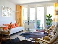 Сдается посуточно 3-комнатная квартира в Челябинске. 80 м кв. площадь МОПРа, 9
