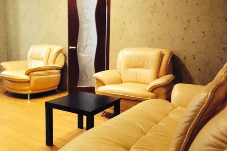 Сдается 3-комнатная квартира посуточно в Перми, ул. Ленина, 81.