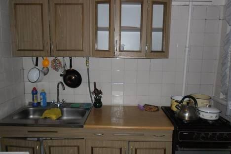 Сдается 1-комнатная квартира посуточнов Казани, Бутлерова, 34 а.