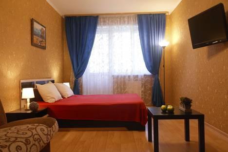 Сдается 1-комнатная квартира посуточно в Рязани, Татарская,20.