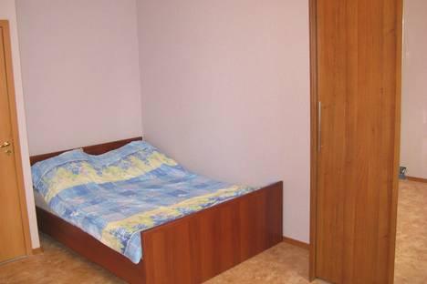 Сдается 1-комнатная квартира посуточно в Подольске, ул. Садовая, 5.