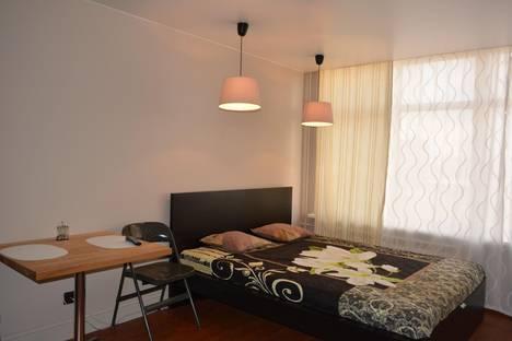 Сдается 1-комнатная квартира посуточно в Иркутске, ул. Байкальская, 244/2.