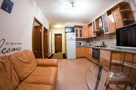 Сдается 2-комнатная квартира посуточно в Нижнем Новгороде, ул. Минина, 5а.