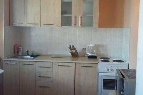 Сдается 1-комнатная квартира посуточно в Барнауле, ул. Партизанская, 105.