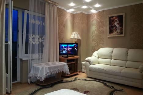 Сдается 1-комнатная квартира посуточнов Сочи, Навагинская, 14.