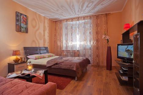 Сдается 1-комнатная квартира посуточно в Пензе, ул. Пушкина, 51.