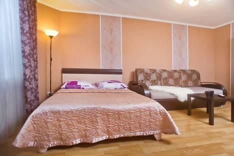 Сдается 2-комнатная квартира посуточно, ул. Бородина, 4.
