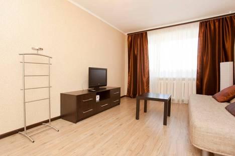 Сдается 1-комнатная квартира посуточно в Казани, ул. Вишневского, 55.