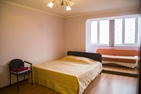 Сдается 1-комнатная квартира посуточнов Дивногорске, ул. Северо-Енисейская, 46А.