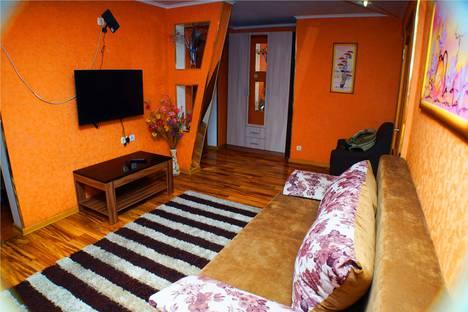 Сдается 3-комнатная квартира посуточно, ул. Ботвина д. 8.