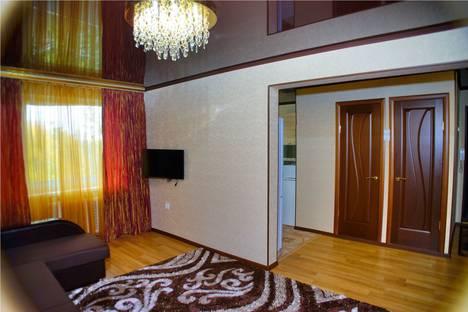 Сдается 2-комнатная квартира посуточно в Астрахани, ул. Красноармейская д. 35.