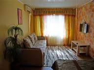 Сдается посуточно 1-комнатная квартира в Астрахани. 30 м кв. ул. Красноармейская д. 37