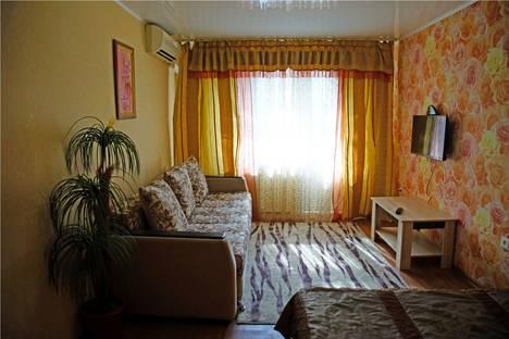 Сдается 1-комнатная квартира посуточно, ул. Красноармейская д. 37.