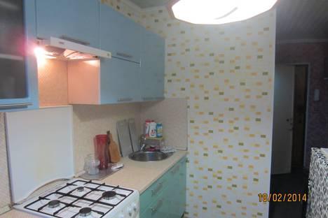 Сдается 2-комнатная квартира посуточно в Миассе, проспект Макеева, 45.