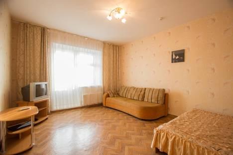 Сдается 1-комнатная квартира посуточно в Красноярске, ул. Алексеева, 89-2.