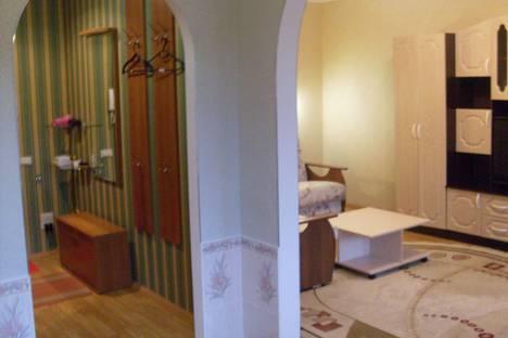 Сдается 1-комнатная квартира посуточнов Златоусте, 3 микрорайон,34.