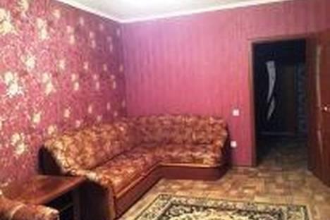 Сдается 3-комнатная квартира посуточно, Трудовая ул., 1.