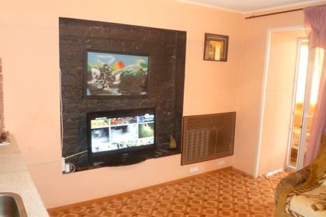 Сдается 2-комнатная квартира посуточнов Екатеринбурге, ул. Блюхера, 53.
