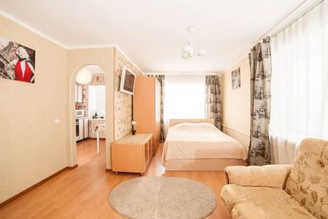 Сдается 1-комнатная квартира посуточно в Кургане, Пушкина, 47.