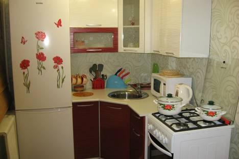 Сдается 1-комнатная квартира посуточно в Нефтеюганске, 1 мкр.,  дом 16.