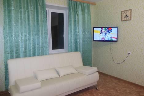 Сдается 1-комнатная квартира посуточно в Нижнекамске, Строителей 49.