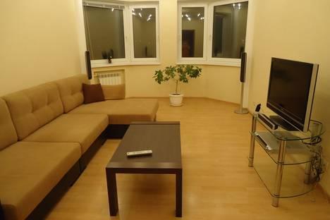 Сдается 1-комнатная квартира посуточно в Волгограде, ул. 7-й Гвардейская 12А.