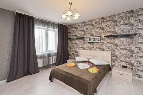 Сдается 2-комнатная квартира посуточнов Екатеринбурге, ул. Чайковского, 90.