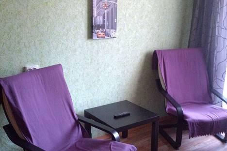 Сдается 2-комнатная квартира посуточнов Уфе, ул. Максима Рыльского, 7.