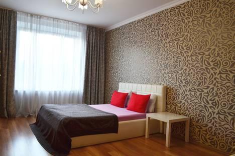 Сдается 2-комнатная квартира посуточно в Вологде, ул. Костромская, 7.