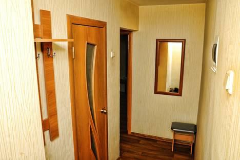 Сдается 1-комнатная квартира посуточно в Кирове, Комсомольская 37.